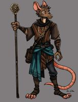 Ao - Rat Sage by TheLivingShadow