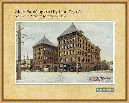 Gluck Building by Niagara14301