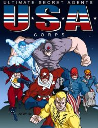 USA Corps by nerp