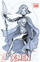Lilandra by MichaelDooney