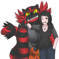 Big Boy Litten by Loctane