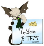 7 Years Of Tfm by Hallu-cinate