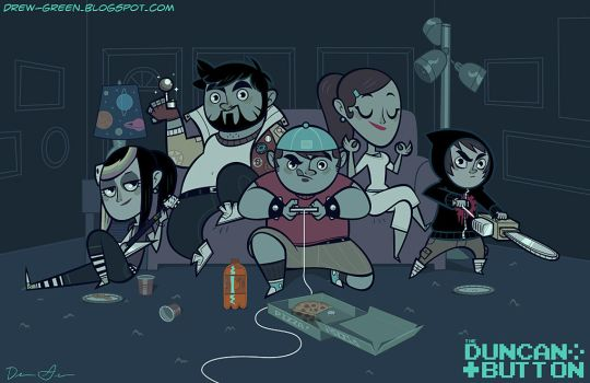 Duncan Family Portrait by DrewGreen