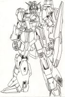 Zeta Gundam Improved by sparten69r