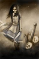 Alice in darkness by tre385