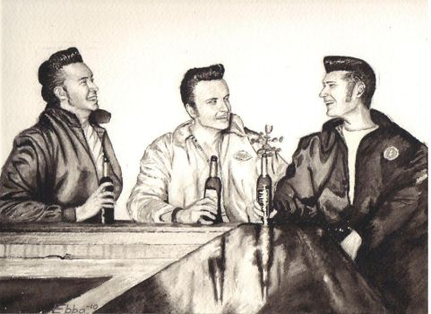 The Baseballs by marodorplanen