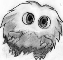 Kuriboh by BlackLusterSoldier33