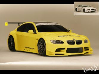 BMW Car Chop by BashGfX