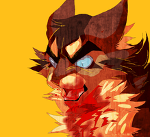 Hawkfrost's Death by Crisadence