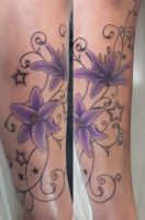 Lily tattoo by tpenttil
