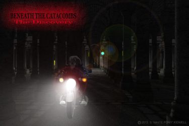 Riding The CTC Catacombs by S-White-Pony-Kidwell