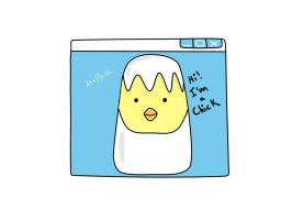 I'm a Chick by AznFlesh