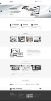 Thalassa Extensive HTML5 Template by pixel-industry