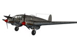 Daz Baz HE 111 H2 Eastern Front by anthsco