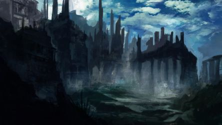 Ruins by Neroit