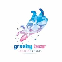 Gravity Bear Logo by dippydude