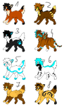 canine adopt OPEN points or cash by animaladopts4u