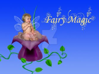 Young Fairy by BFG