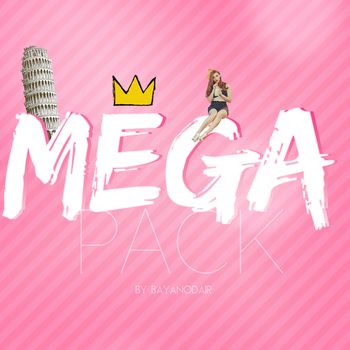 Mega Pack by BayanOdair