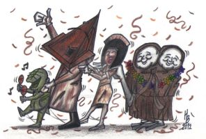 Silent Hill - Conga by HaBer44