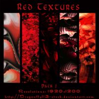 Red Textures Pack 2 by BFstock