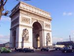 Arc de Triomphe by arcanjel