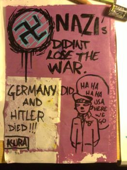 NAZIs didint lose the war. by ROTTEN-88