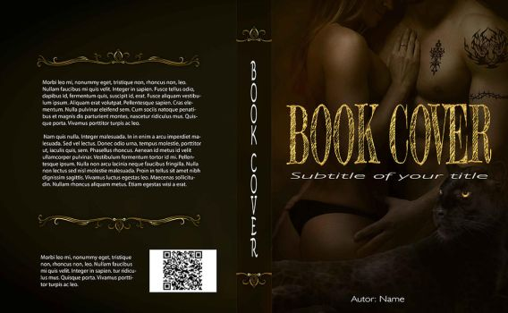 Premade Cover Book 8 by marcosnogueiracb