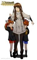Mystic Messenger Anime Adaptation by MeiruYoshino