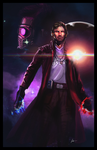 Star-Lord by IronWarrior777