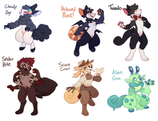 Chimereon Guest Batch Auction - Closed! by NymBliss