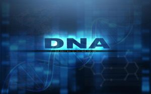 DNA: The only way in blue by rubasu