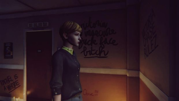 Life Is Strange: Victoria by jvbuenconcejo