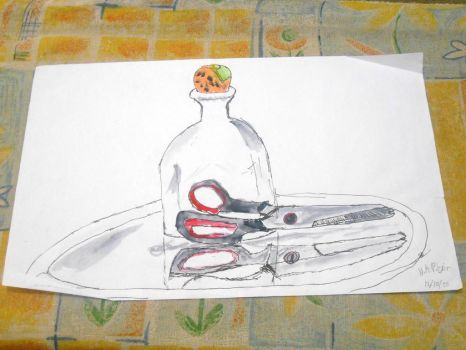 Another Still-Life by TitaniumFerrous