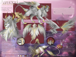 |CE| Asphodel feral reference by Miaein