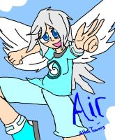 an OLD Air design by mitchika2