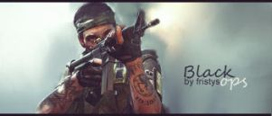 Black Ops Tag by Fr1stys