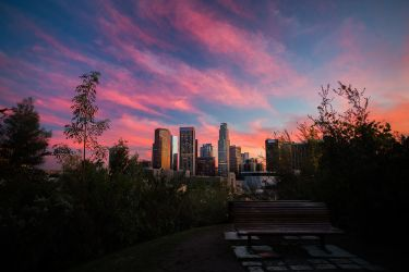 Downtown Los Angeles by LifeCapturedPhoto