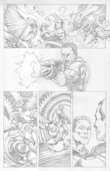 Independence Day VOL.4 Pencils (2) by Spacefriend-T