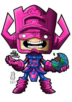 chubbies galactus by WOLVERINE76