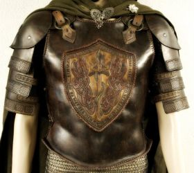 Ranger Cuirass 2.1 by Sharpener