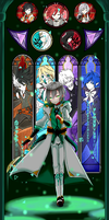 Elsword Ain by LightAppend