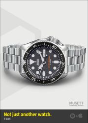 Not just another watch by musett