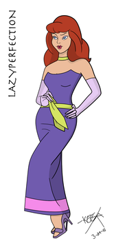 Prom Dress by LazyPerfection