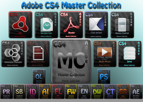 Adobe Master Collection CS4 by Denmark1977