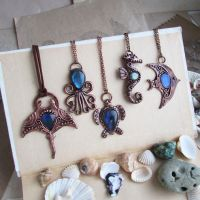 Sea Creatures Collection by MarrieKo