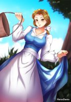 Belle by HaryuDanto