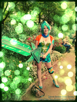 Connichi15 - Arcade Riven by Starlet Tiger Cosplay by MYSD-Cosplay