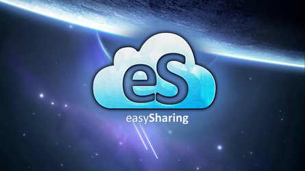 EasySharing WallPaper Space Version by crativearch