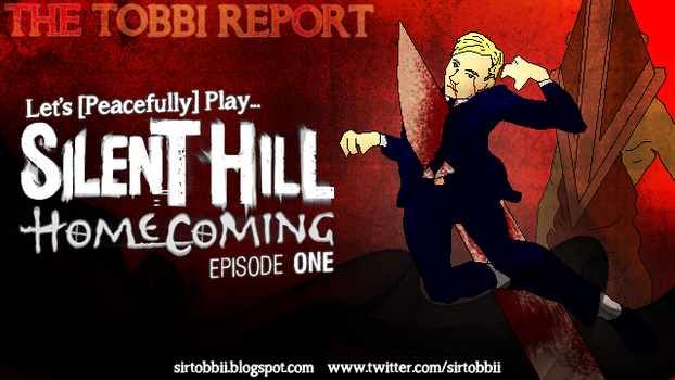 Silent Hill Homecoming - Lets Play Titlecard by SirTobbii